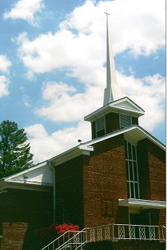 Grace Church front left pic